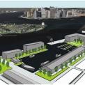 New York Brooklyn Rotterdam Waterfront Ontwikkeling