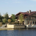 Rivier Waterfront Ontwikkeling, Kiev Oekraïne