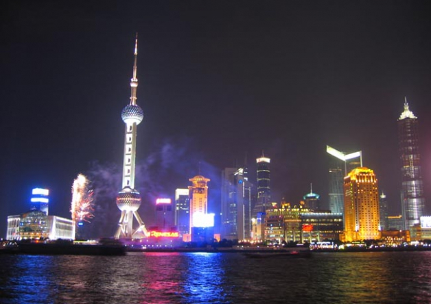 Shanghai-waterfront-central